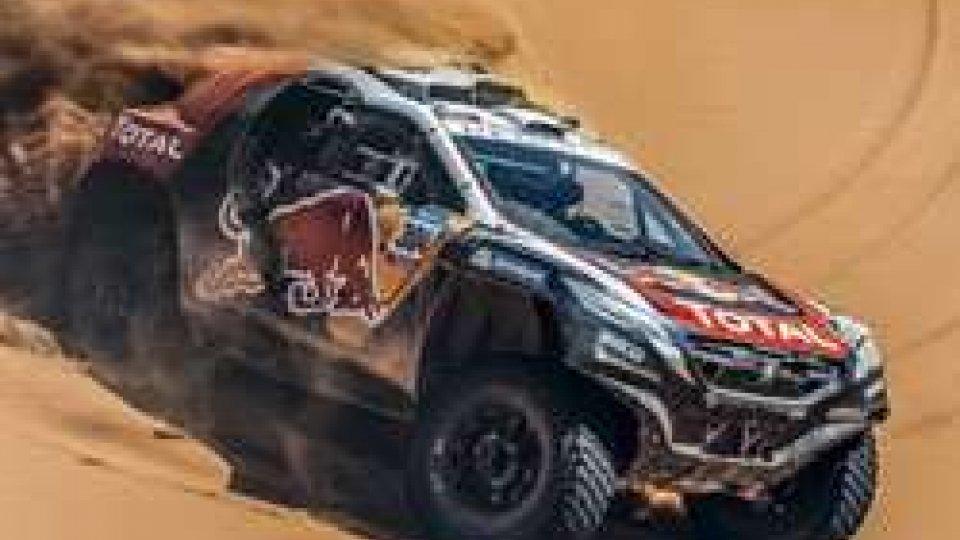 Super Sebastian Loeb alla Dakar