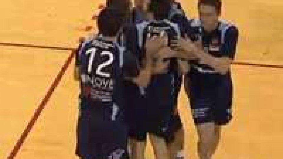 Volley: doppia vittoria per le sammarinesiVolley: doppia vittoria per le sammarinesi