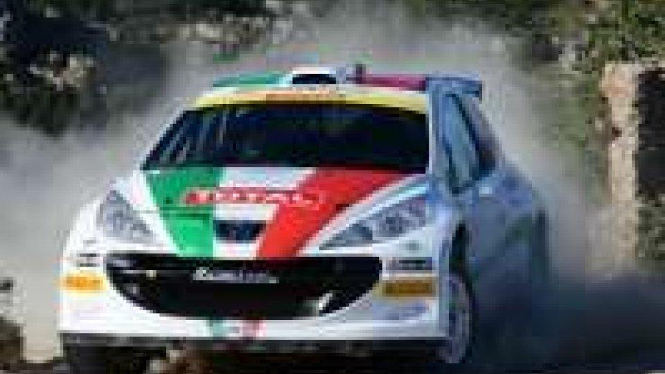 Andreucci torna al volante della 207 e trionfa nel Costa SmeraldaAndreucci si aggiudica il Costa Smeralda