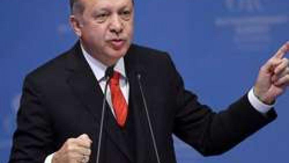"ErdoganPaesi Oic: ""Gerusalemme Est è la capitale della Palestina"""