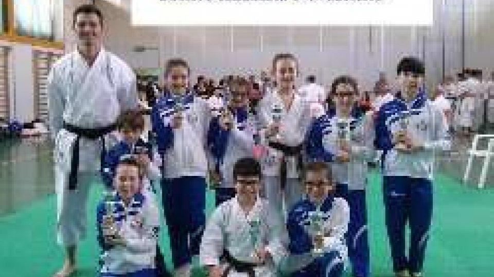 Karate: XVII Torneo dell'Amicizia