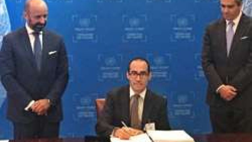 San Marino tra i primi 50 Stati firmatari del Trattato per la Proibizione delle Armi Nucleari