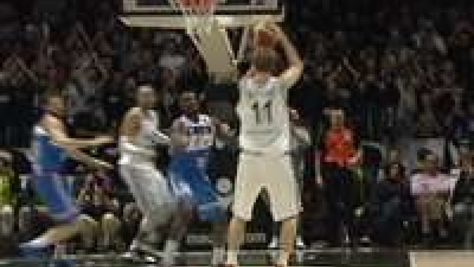 Basket. Serie A: quintetto al comandoBasket. Serie A: quintetto al comando