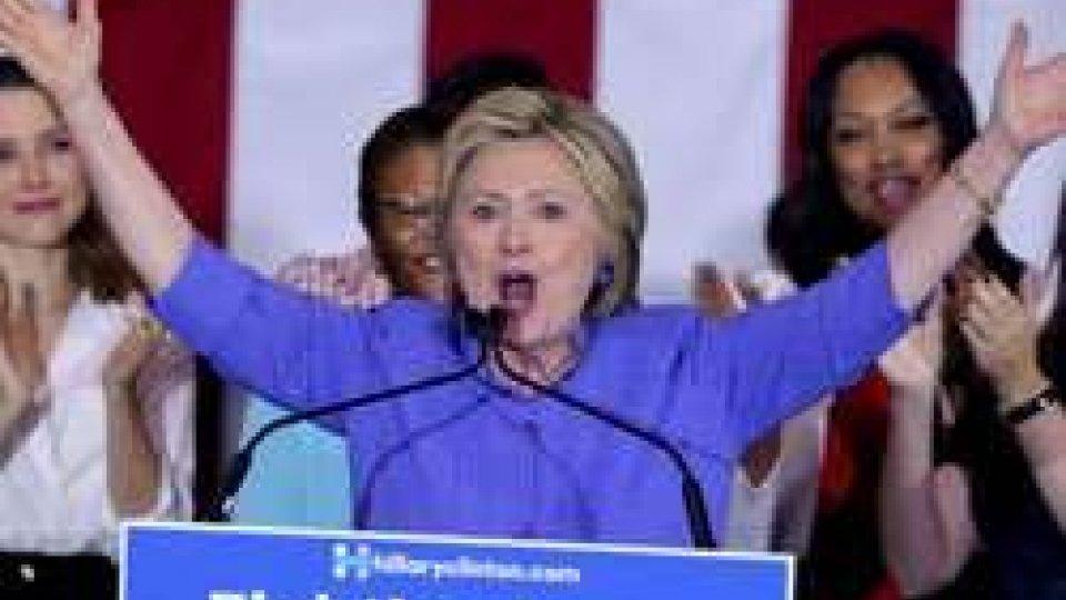 Hillary Clinton (ph Ansa)