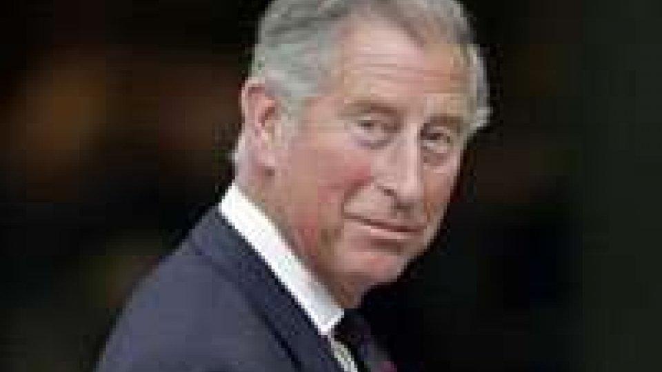 """GB: """"le scappatoie fiscali"""" del Principe Carlo"""