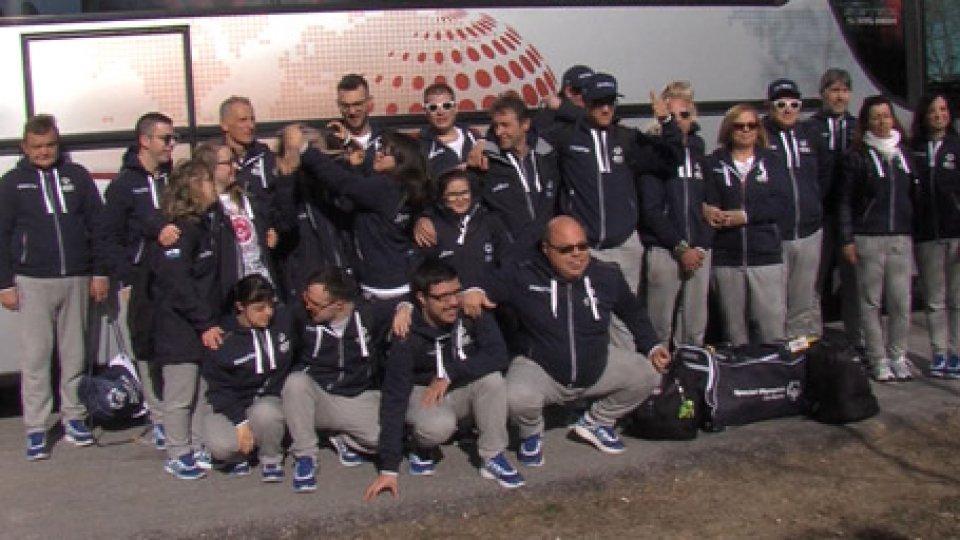 La partenzaMondiali Special Olympics: intervista a Bruno Muccioli