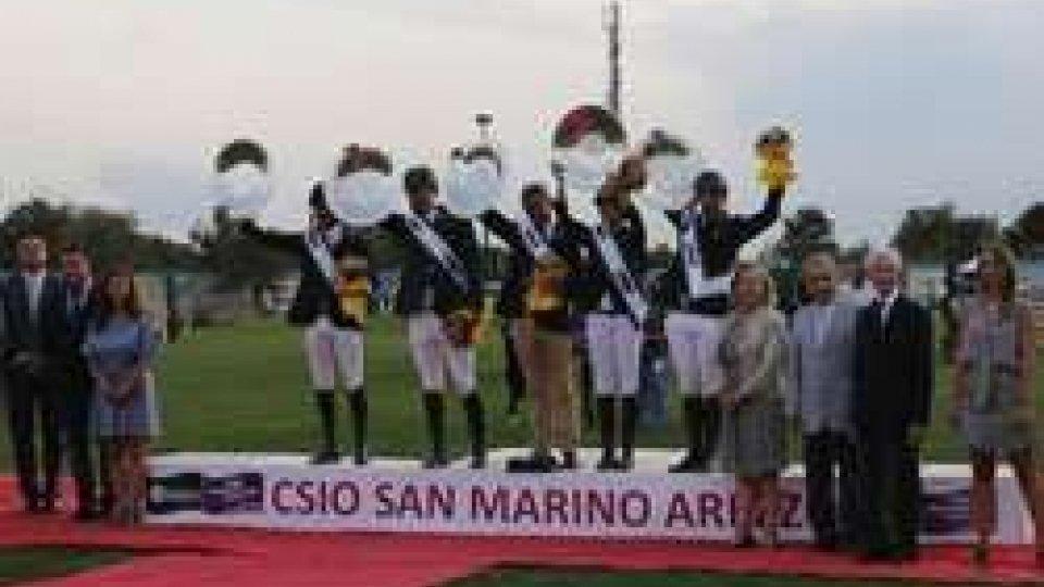 CSIO San Marino Arezzo: La Coppa delle Nazioni parla ancora brasiliano (photo Stefano Secchi)