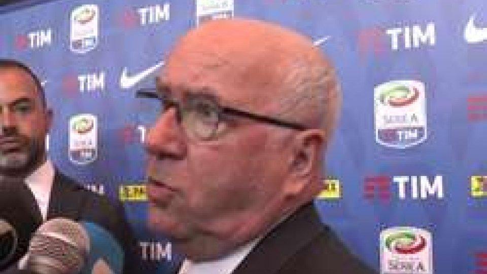 Novità Seria A: le considerazioni del presidente FIGC TavecchioNovità Seria A: le considerazioni del presidente FIGC Tavecchio