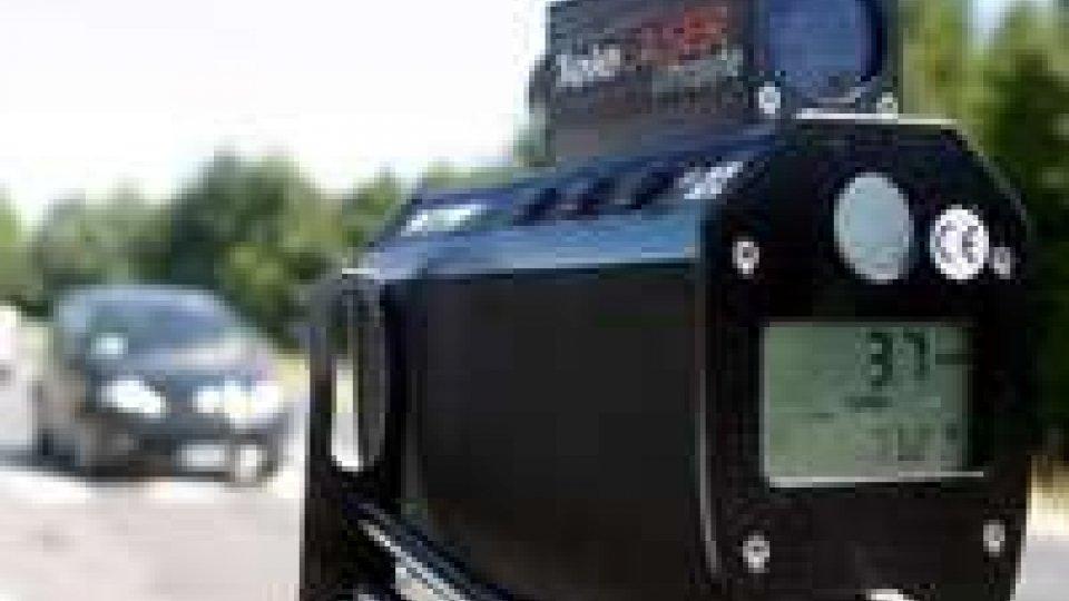 Polizia Civile: controlli con Telelaser