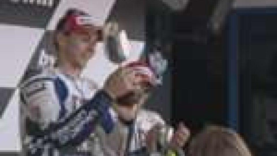 Motomondiale: a Jerez vince Lorenzo davanti a Pedrosa e Rossi