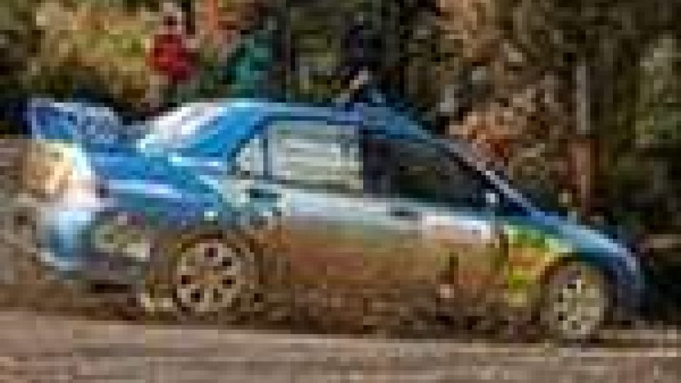 Rally Costa Smeralda: sesto assoluto Broccoli