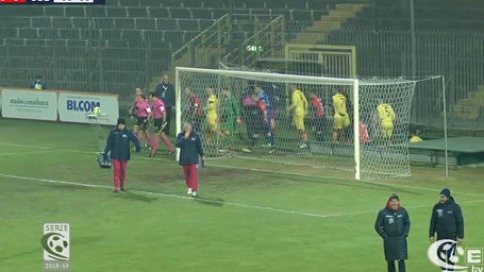 Ravenna GubbioSerie C: parte male il ritorno del Ravenna, vince il Gubbio 2-0