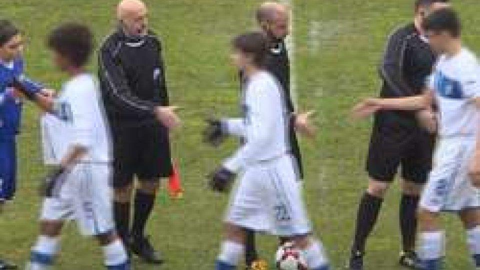 Amichevole: Rappr. San Marino U15 - Rappr U 15 Lega Pro 0-5Amichevole: Rappr. San Marino U15 - Rappr U 15 Lega Pro 0-5