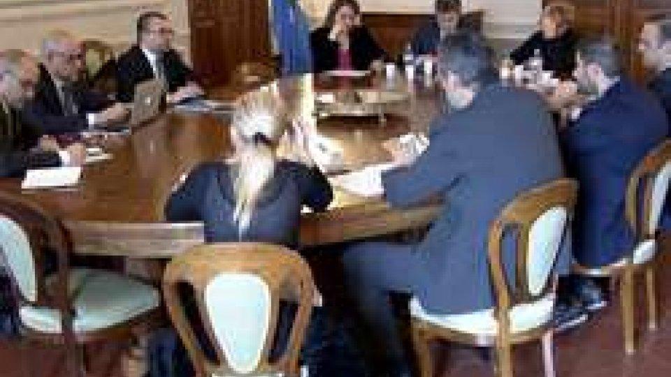 L'incontro fra segretari e associazioniPiano di Stabilità: prosegue il confronto tra Governo e associazioni di categoria