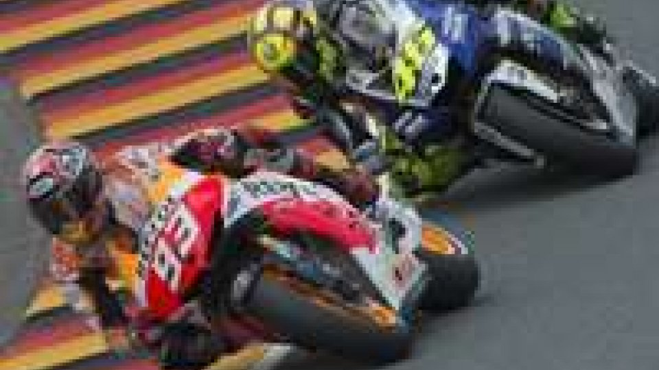 Marquez pole e record della pistaMarquez pole e record della pista
