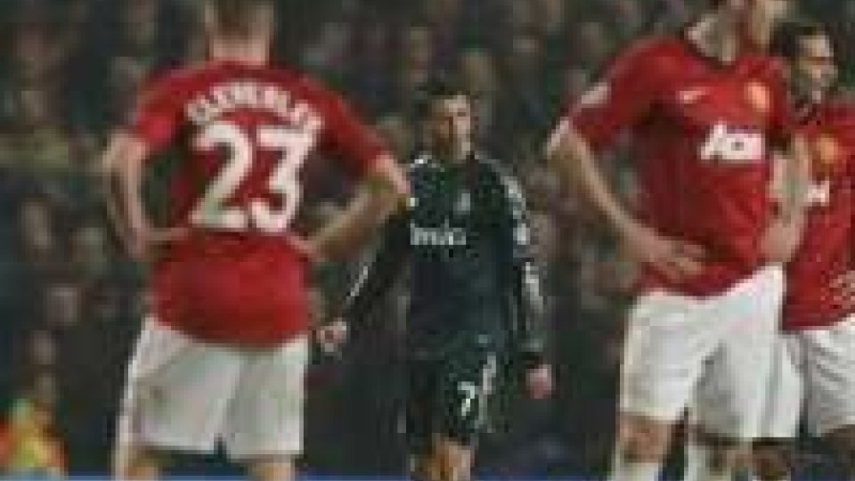 Real Madrid batte 2-1 il Manchester United