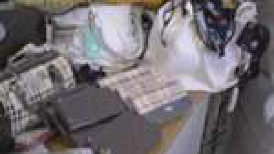 Sequestro di ingente quantita di merce contraffatta a Ravenna