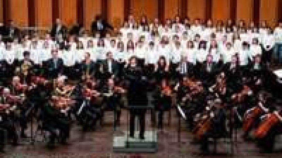 Concerto di Natale nella Sala del Consiglio Grande e Generale