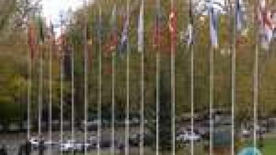 San Marino - Si sono aperti i lavori dell'assemblea parlamentare del Consiglio d'Europa