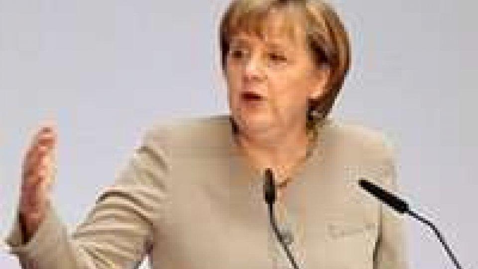 Merkel in visita in Portogallo