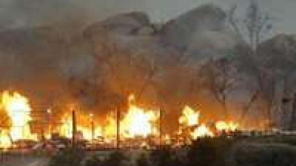 Arizona: 19 vigili del fuoco morti in un incendio