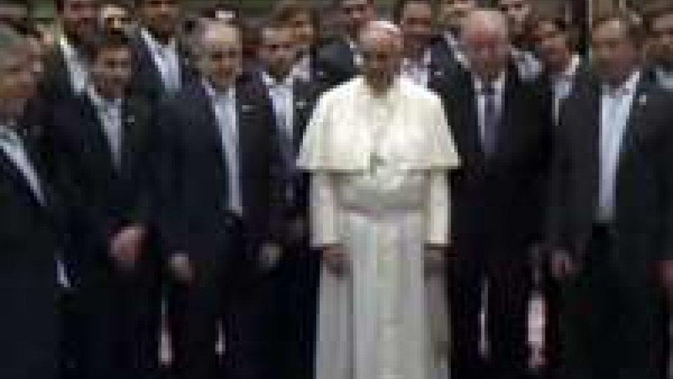 Italia-Argentina, la partita di Papa FrancescoItalia-Argentina, la partita di Papa Francesco