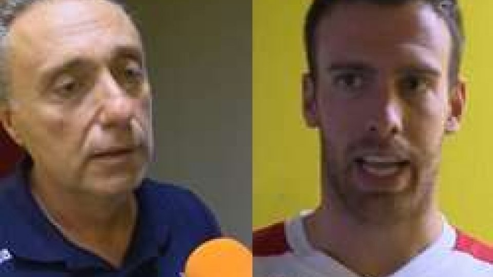 Piero Bucchi e Giulio GazzottiMemorial Alphonso Ford: le parole di Bucchi e Gazzotti