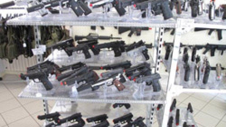 Vendita on line di armi, le perplessità dei Commercianti