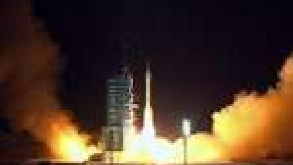 La Cina alla conquista dello spazio