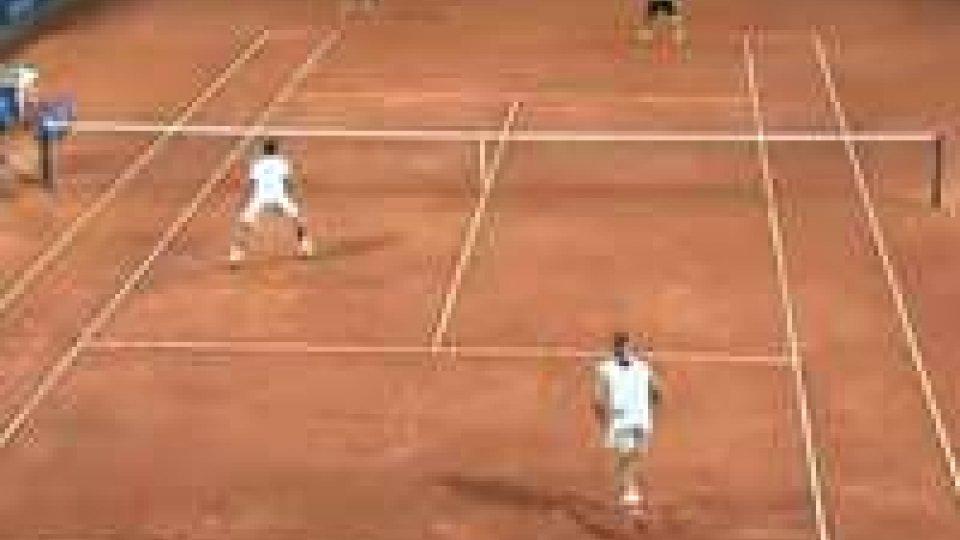 Tennis. Si completa oggi il primo turno al San Marino Open con la bella sfida tra Volandri e Quinzi e il debutto di Potito Starace