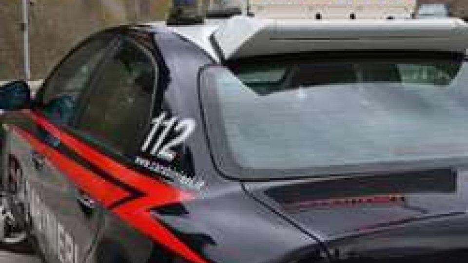 i Carabinieri denunciano una 15 enne per lesioni personali