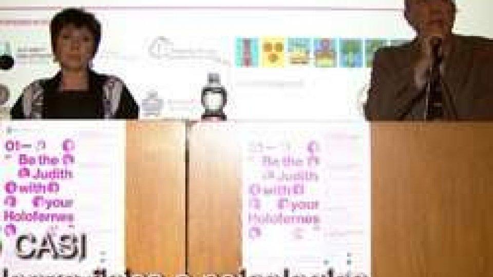 Monica Michelotti e Luigi GuerraEliminazione della violenza contro le donne: tavola rotonda su formazione, interventi e comunicazione