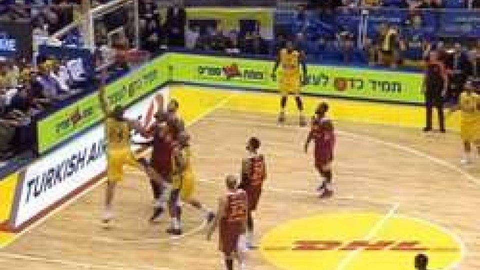 Eurolega, prima vittoria per il MaccabiEurolega, prima vittoria per il Maccabi. Fenerbahce a punteggio pieno, Stella Rossa travolgente e Panathinaikos di misura