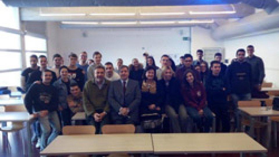 I rapporti tra Italia e San Marino in cattedra all'università di Pescara