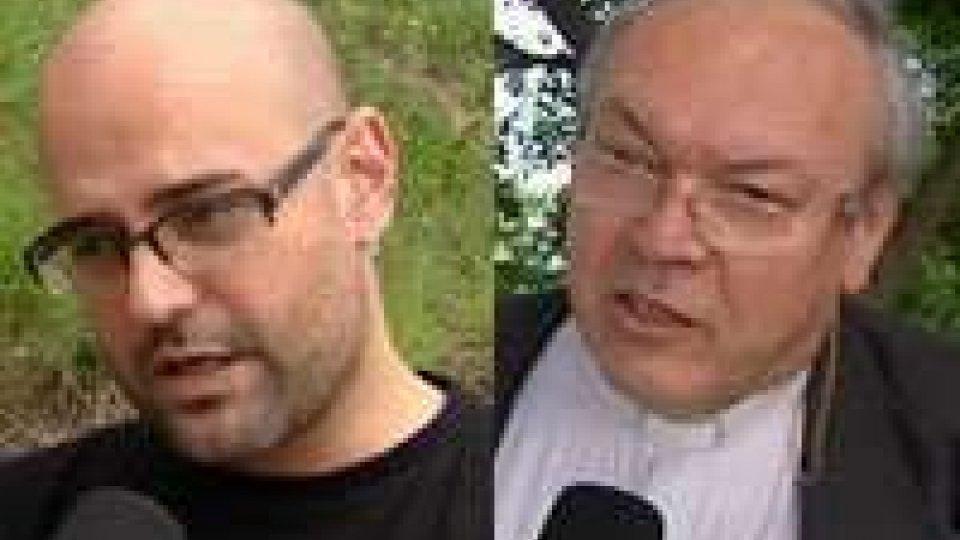 Omofobia: il commento di Ciavatta di Rete e di Don Gabriele MangiarottiOmofobia: il commento di Ciavatta di Rete e di Don Gabriele Mangiarotti