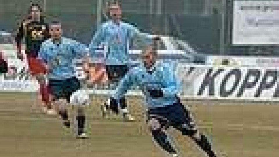 San Marino-Teramo: squadra polemica sulla direzione arbitrale