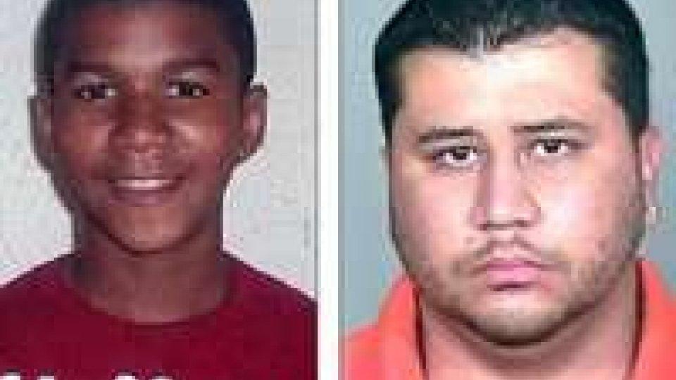 Usa: assolto George Zimmerman, l'uomo che uccise Trayvon Martin