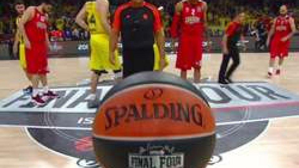 EurolegaBasket, il 12 ottobre riparte l'Eurolega