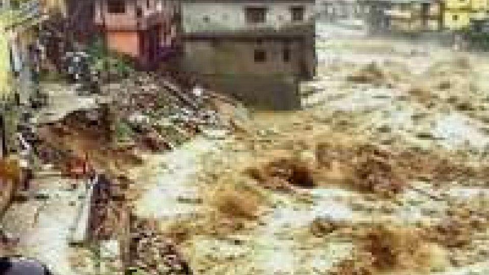 La Segreteria Esteri esprime solidarietà con l'India per le alluvioni che hanno colpito il paese