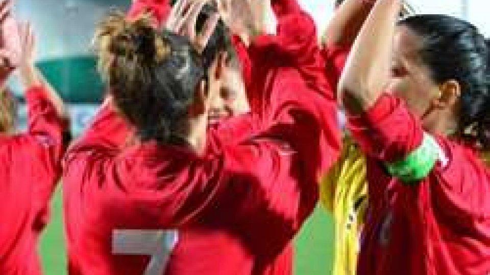 Calcio femminile: ecco il girone della Federazione