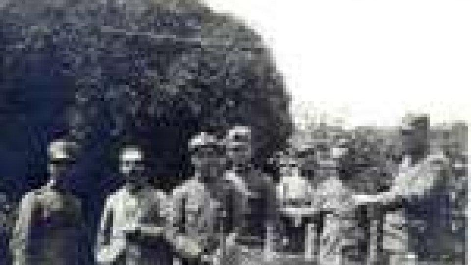 """Presentazione del libro """"L'ospedale di guerra della Repubblica di San Marino. San Marino e la prima guerra mondiale"""""""