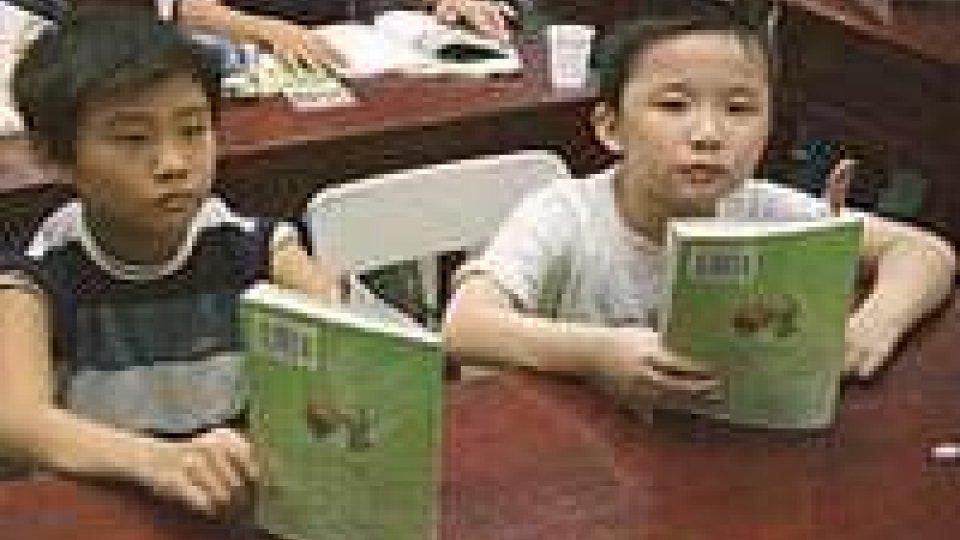 Cina: due bambini picchiati a morte