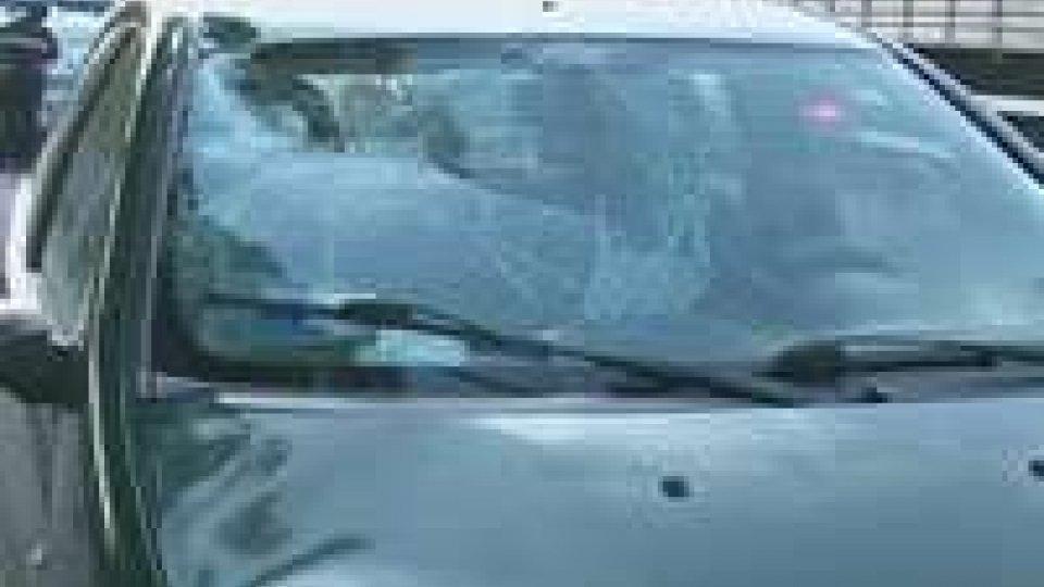 Incidente auto bici a Rimini