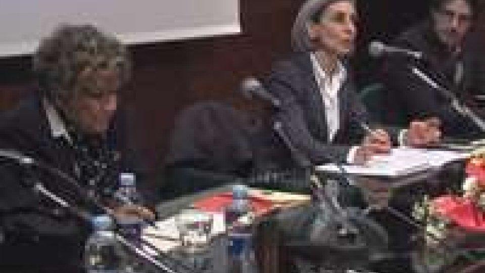 Dacia Maraini sul Titano invitata dall'associazione Emma Rossi