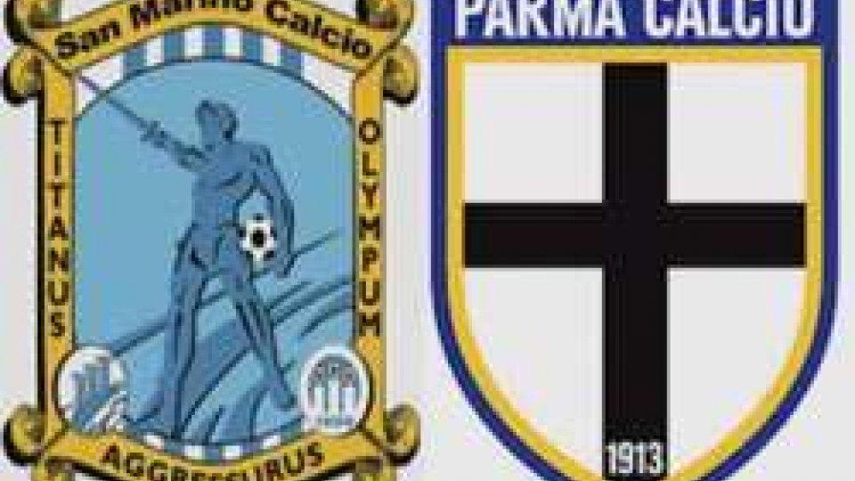 """San Marino - Parma si giocherà al """"Mazzola"""" di Santarcangelo"""