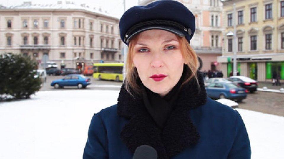 Victoria PolischukUcraina nella morsa del maltempo