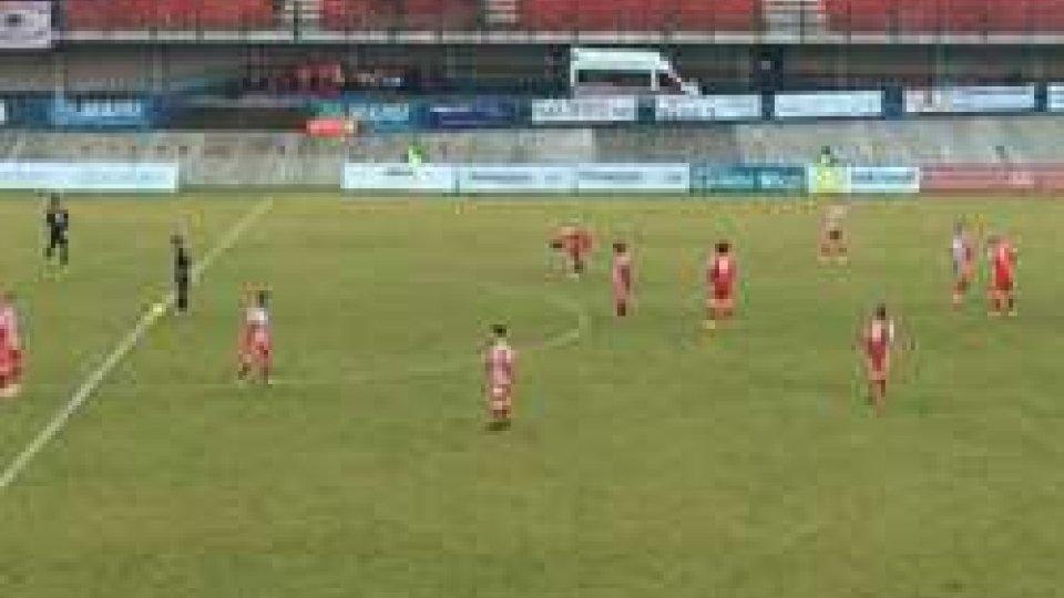Forlì - Südtirol 1-3Lega Pro Girone B: Forlì - Südtirol 1-3