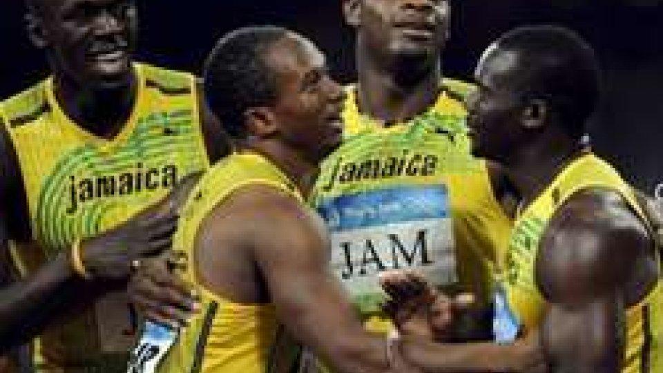 Pechino 2008: stangato Carter, via l'oro dal collo di Bolt