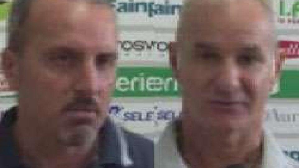 Serie B: Ascoli-Cesena 1-3Interviste a Mario Petrone e Massimo Drago