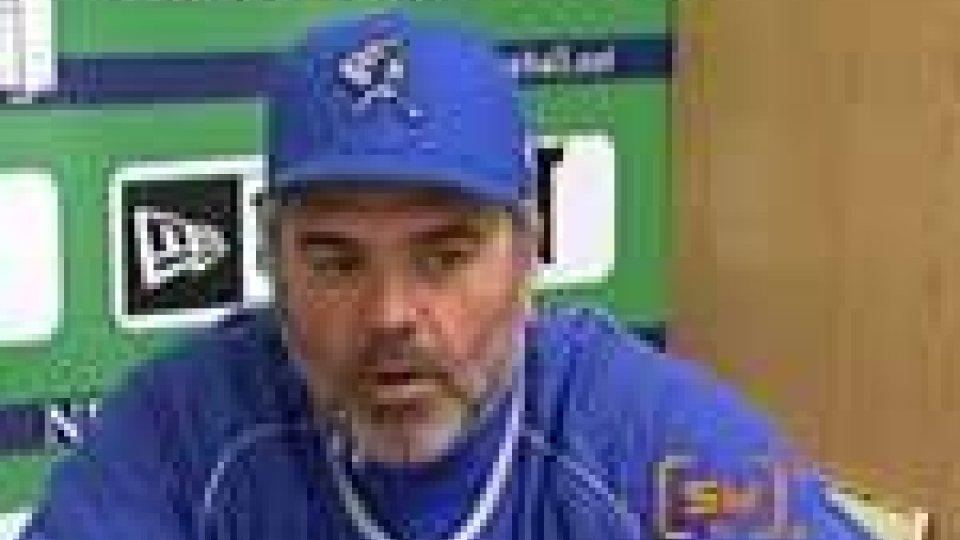 """Baseball. T&A sconfitta a Nettuno. Bindi: """"Un po' di rimpianto c'è"""""""